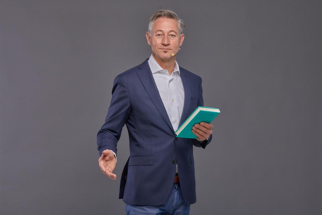 Dr. Torsten Bosch - Der Autor & Führungs-Avantgardist